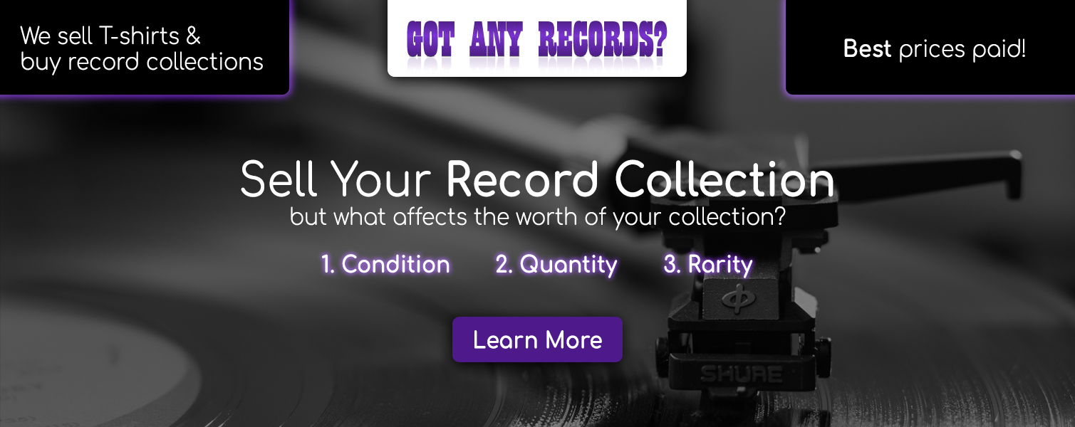Sell your record collection